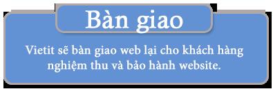 Bàn giao website